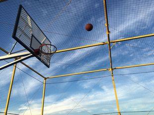 バスケットボールスクールのイメージ