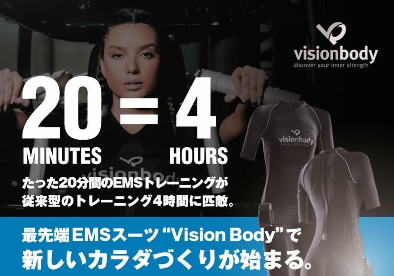 visiongym personal studio新橋のイメージ